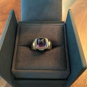 David Yurman vintage ring
